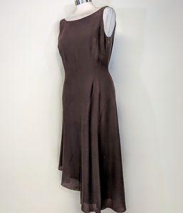 $1795 Caroline Herrera Saks Fifth Ave Silk Dress